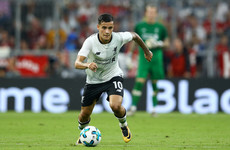 'Coutinho will want to wear that shirt and go to Barcelona', says Jamie Carragher