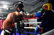 Paulie Malignaggi brands McGregor a 'd**khead' after training camp row