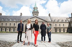 How weddings, festivals and Hennessy are helping Irish art after 'devastating' funding cuts