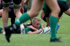Ireland team named for World Cup opener against Australia