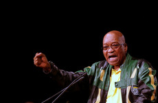 South African president survives no-confidence motion