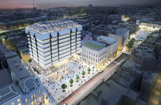 This is what the old Central Bank building could look like in years to come