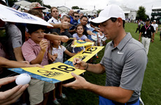 McIlroy says he has nothing to prove as he looks to end major drought
