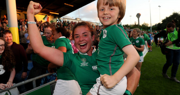A night of noise, colour and drama but there's much more to come from Ireland