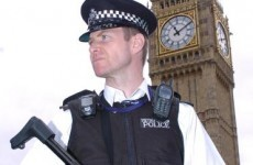 New approach to crime prevention: buy up police outfits before criminals do