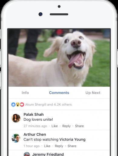 Mark Zuckerberg wants people to watch tv on Facebook
