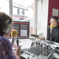 Villagers in this Galway community are buying up shares in their own local radio station