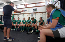 'It starts the minute they get back to the dressing room': Recharging Ireland on a 3-day World Cup turnaround
