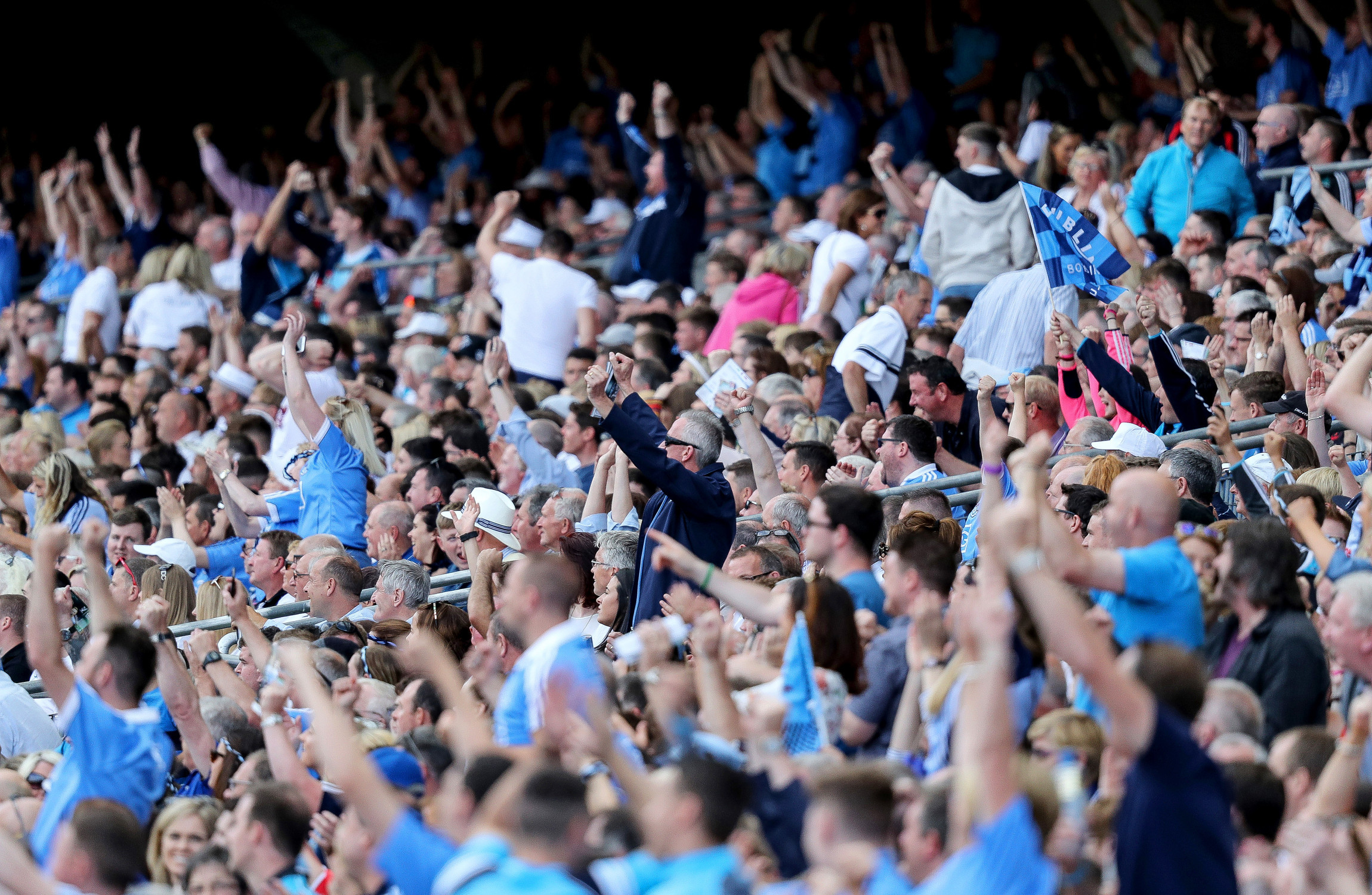 GAA cancel tickets being resold online for Tyrone v Dublin clash