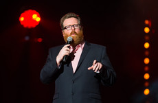 Frankie Boyle got an insight into 'what it's like to be a woman online' and it all kicked off