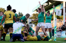 The Rugby Show: Lynne Cantwell breaks down Ireland's nail-biting start to the Rugby World Cup