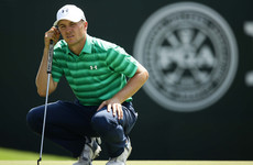 Late rally saves Spieth as Olesen sets early pace at the PGA Championship