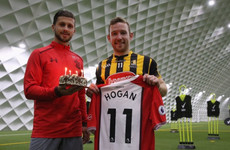 Richie Hogan at Southampton and more in our sporting tweets of the week
