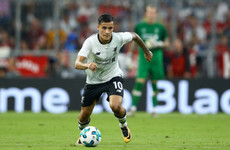 'No offers will be considered' say FSG but club confirm Coutinho transfer request