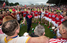 Cork name same team for fourth game running with two changes to subs