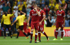 Last-minute equaliser sees Watford break Liverpool hearts in thrilling 3-3 draw