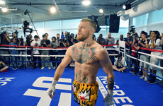 Controversial portrait of McGregor's Dublin, booing Gatlin and the week's best sportswriting