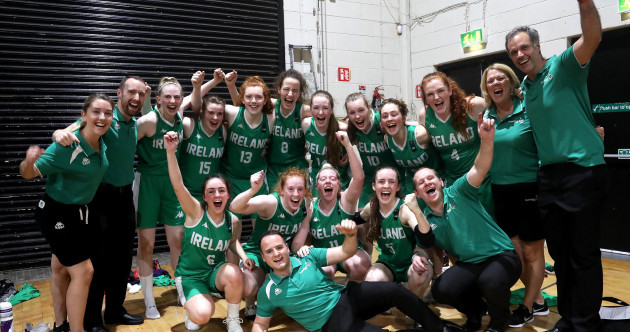 The fairytale continues! Ireland make history by booking place in European Championship final