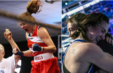 Ireland's Michaela Walsh wins gold at the EU Boxing Championships, Kellie Harrington settles for silver