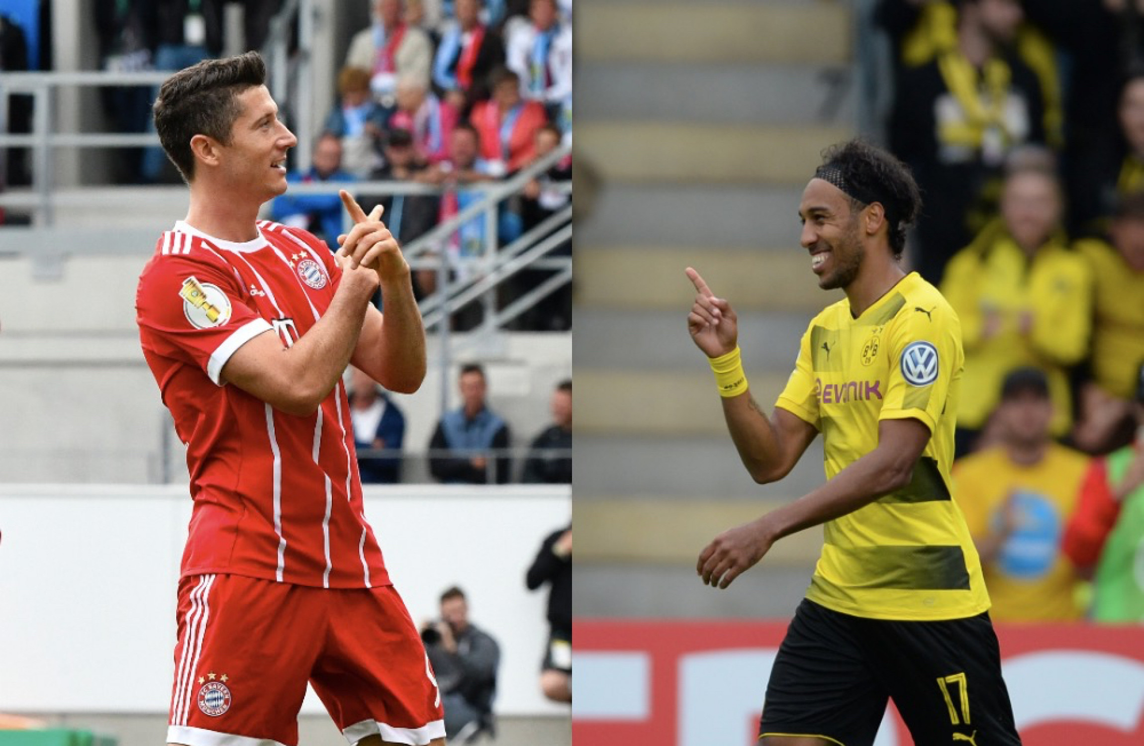 Bayern Munich and Borussia Dortmund cruise through in DFB Pokal