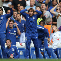 'We lost our heads': Conte frustrated with Chelsea's discipline during shock defeat to Burnley