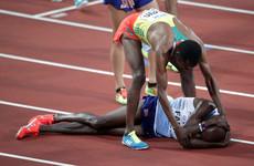 Farah denied winning send-off in London as Edris claims 5,000 metre gold