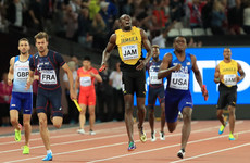 No fairytale ending to Usain Bolt's career as he dramatically pulls up with injury in relay final