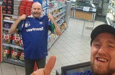 A Supermac's worker in Athlone bought a brilliant present for a long-term customer with autism