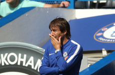 Conte admits red cards could prompt Chelsea re-think