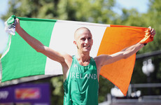 Irish Olympic hero Rob Heffernan announces retirement after 8th-place finish
