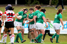 As It Happened: Ireland v Japan, Women's Rugby World Cup 2017
