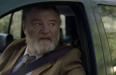 Brendan Gleeson is winning rave reviews in the US for his starring role in Stephen King's new TV show