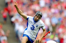 Barron and Gleeson lead goal-hungry Waterford past 13-man Cork and into All-Ireland final