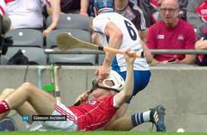 Austin Gleeson in danger of missing All-Ireland final through suspension after helmet grab