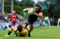 The size of Ireland's task underlined as France clinically dispatch Australia