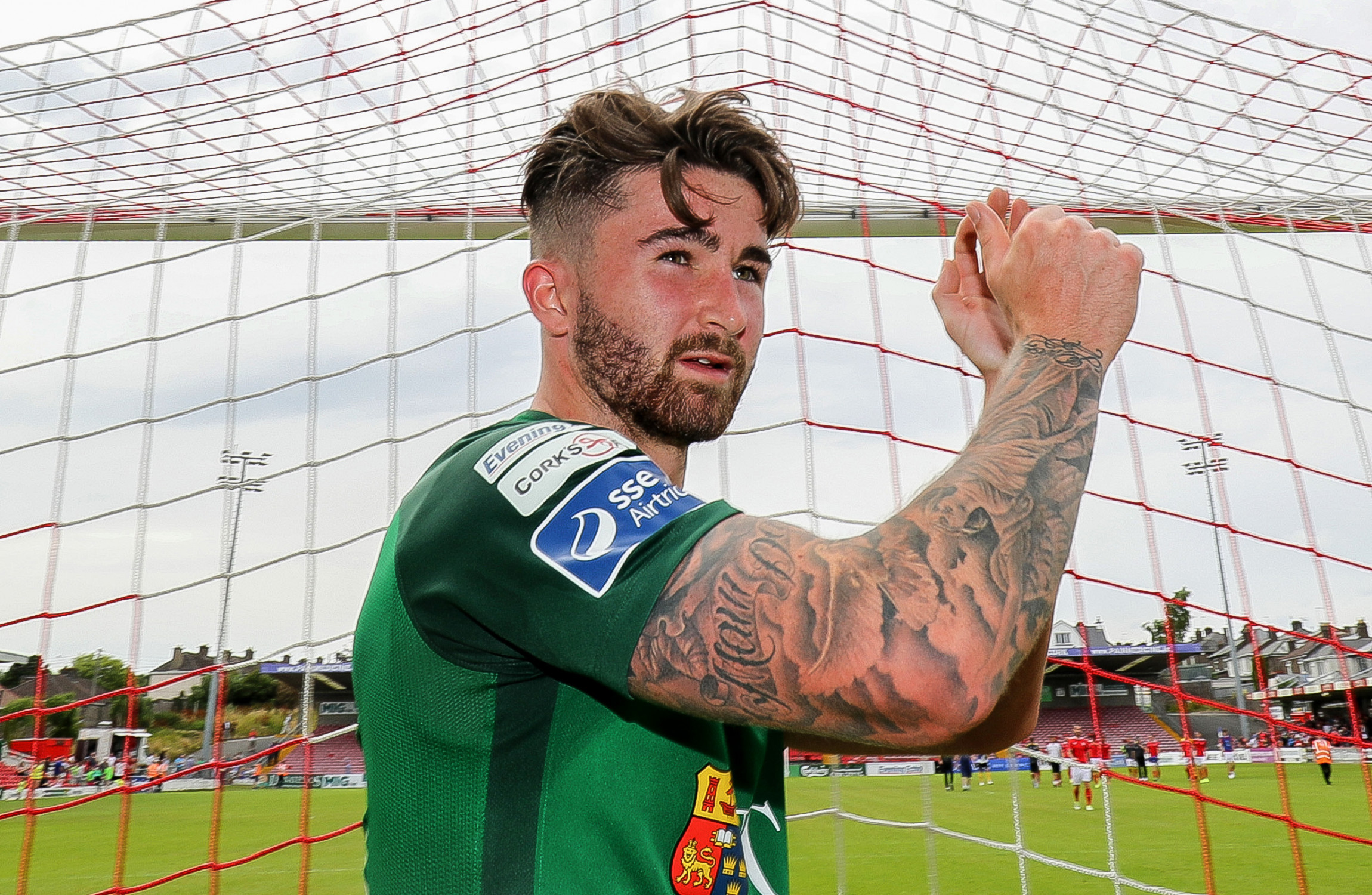 Sean Maguire handed first Republic of Ireland call-up