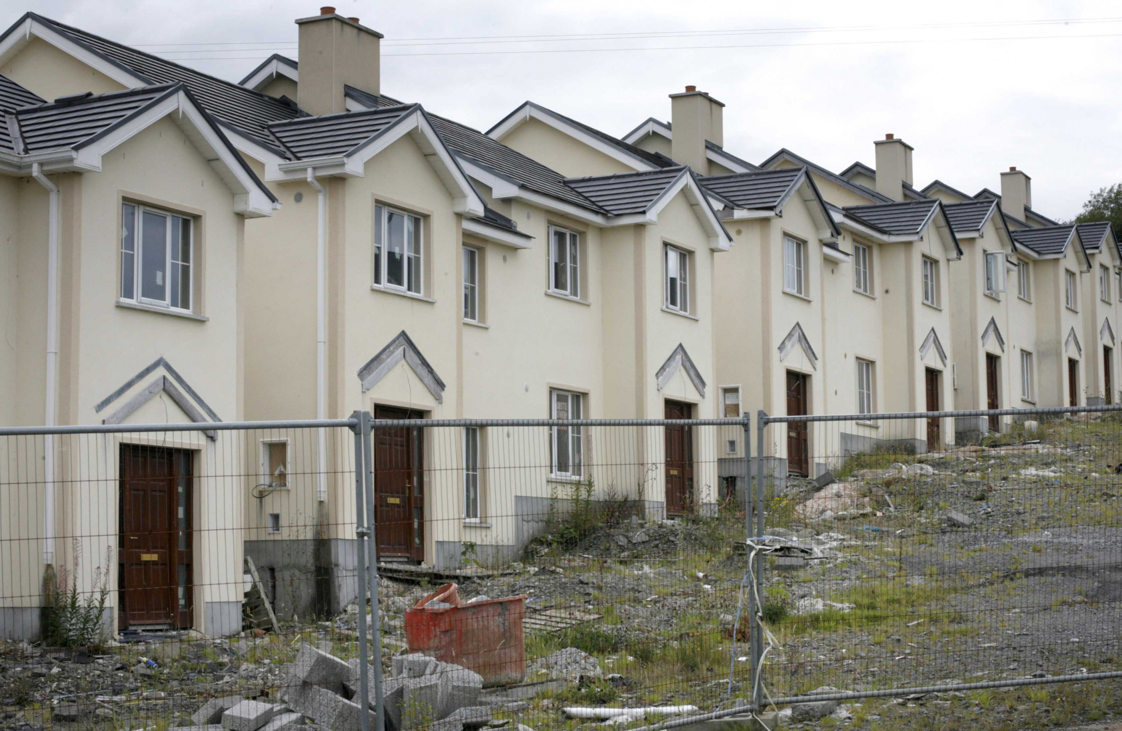 Vacant homes unit to tackle crisis