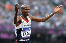Watch: Emotional Mo Farah insists he is a clean athlete