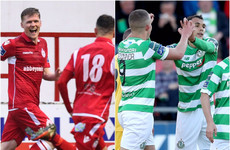 Dublin derby between Shels and Shamrock Rovers headlines the FAI Cup second round