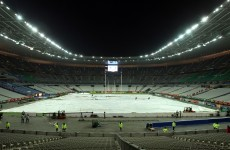 France v Ireland won't be played this weekend, organisers confirm