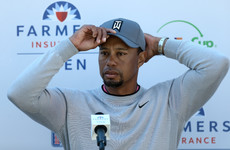 Five drugs found in Tiger Woods' system after arrest