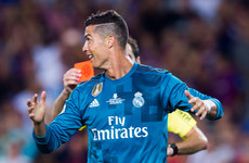 'Something is up' - Madrid boss Zidane hints that Ronaldo ref push ban not all that it seems