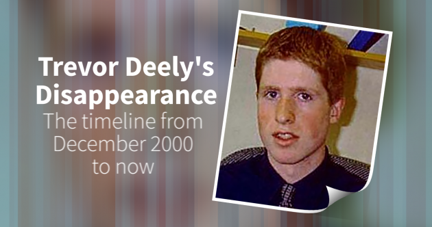 Tracing the last known steps of Trevor Deely