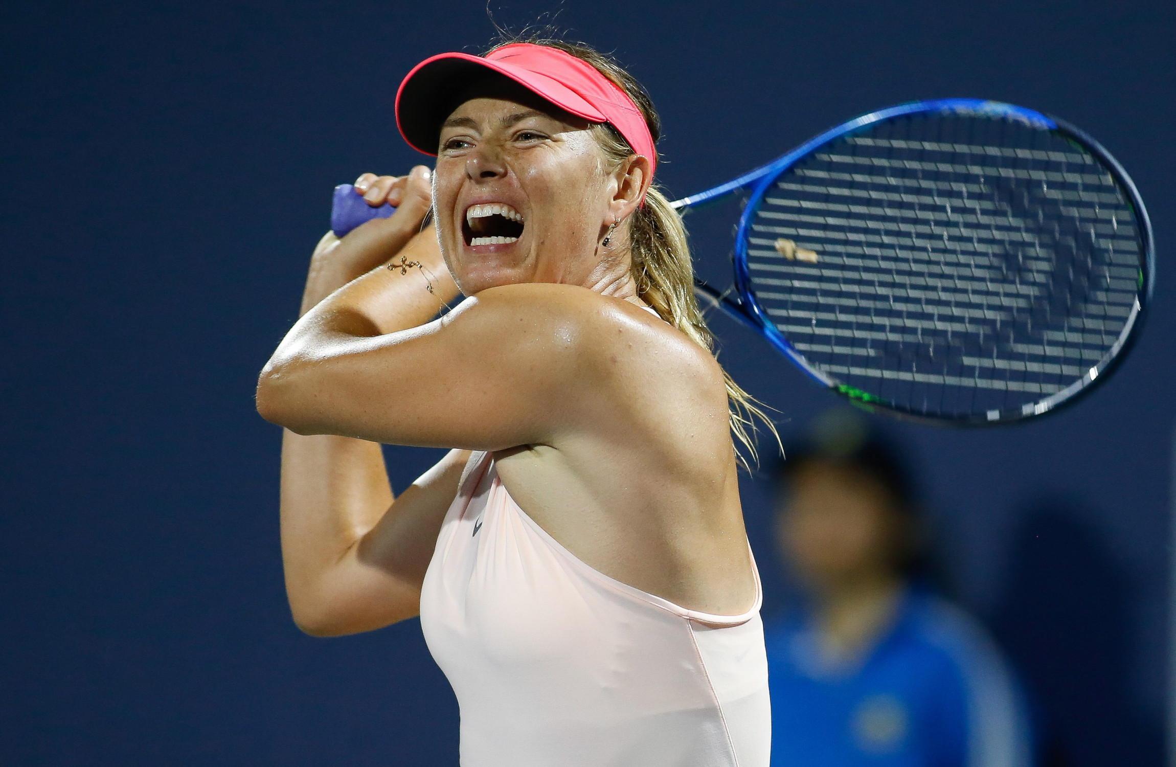 US Open Grand Slam organizers extend wildcard for Russian tennis star Sharapova