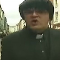 Remember when Brendan O'Connor dressed as a trendy priest and released a rap single?