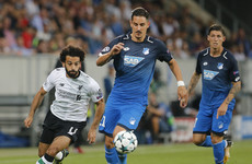 As it happened: Hoffenheim v Liverpool, Champions League