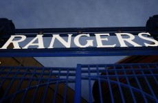 Rangers signal intent to enter administration