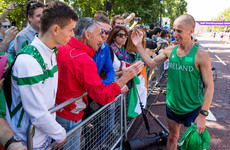Contrary to speculation, Rob Heffernan has not retired