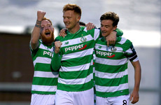 Shamrock Rovers boost European hopes with win in Limerick