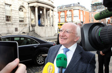 Poll: Would you like to see Michael D Higgins run for a second term as President?